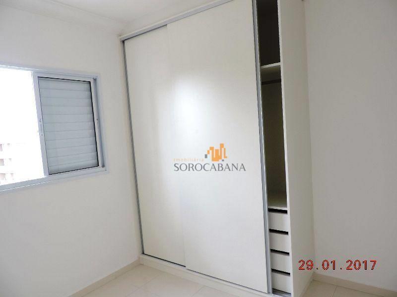 <Apartamento para locação no Campolim -Sorocaba-SP