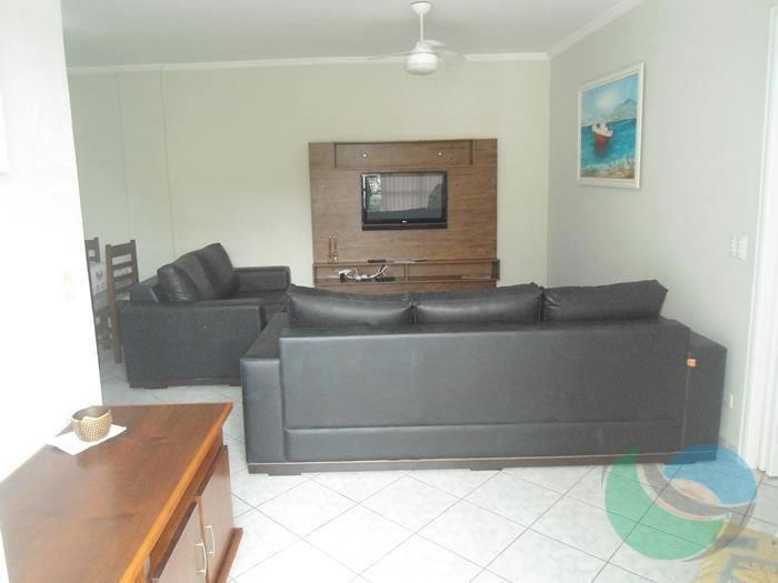 <Apartamento com 3 dormitórios à venda, 90 m² por R$ 310.000,00 - Jardim Praiano - Guarujá/SP