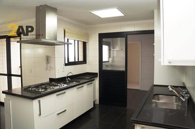 <Apartamento para alugar, 241 m² por R$ 11.500,00/mês - Panamby - São Paulo/SP