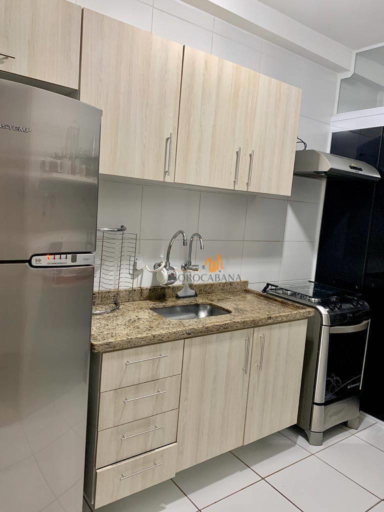 <Apartamento à venda, 2 Dormitórios por R$ 220.000 - Av São Paulo