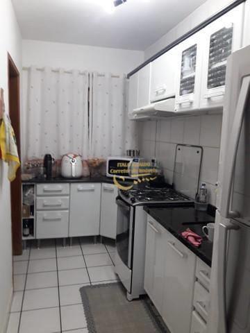 <Apartamento com 2 dormitórios à venda, 45 m² por R$ 125.000 - Jardim Santa Cruz - Londrina/PR