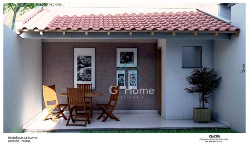 <Sobrado com 3 dormitórios à venda, 100 m² por R$ 300.000,00 - Parque Leblon - Londrina/PR