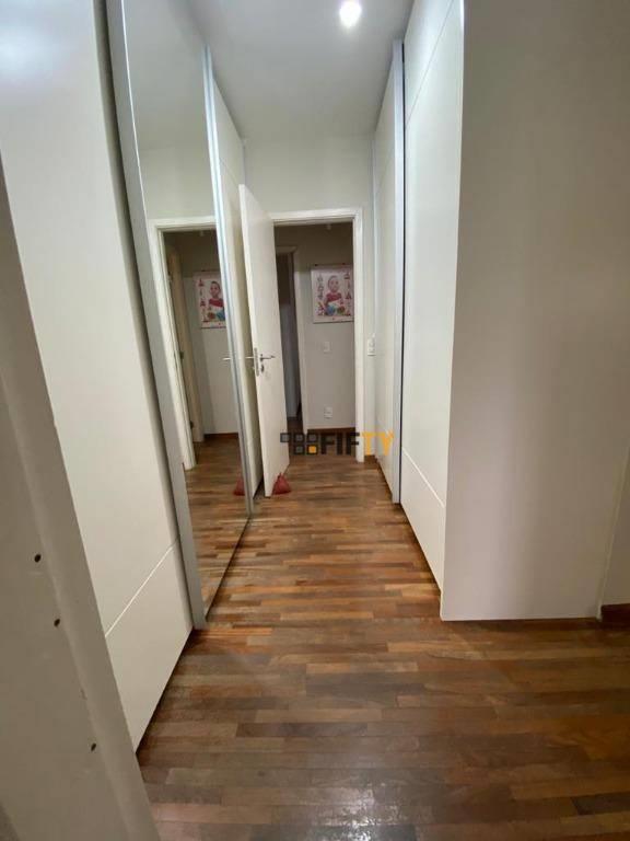 <Apartamento para alugar, 201 m² por R$ 14.000,00/mês - Campo Belo - São Paulo/SP