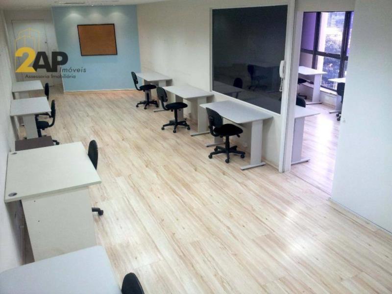 <Sala para alugar, 90 m² por R$ 3.500,00/mês - Chácara Santo Antônio (Zona Sul) - São Paulo/SP
