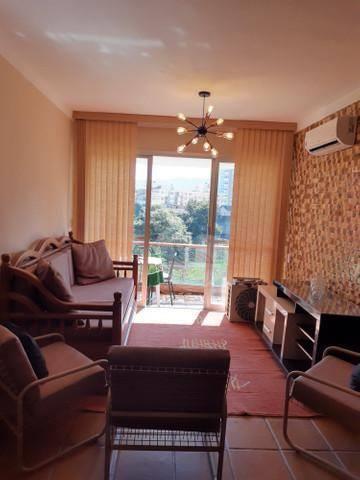 <Locação de Lindo Apartamento 3 dormitórios Enseada
