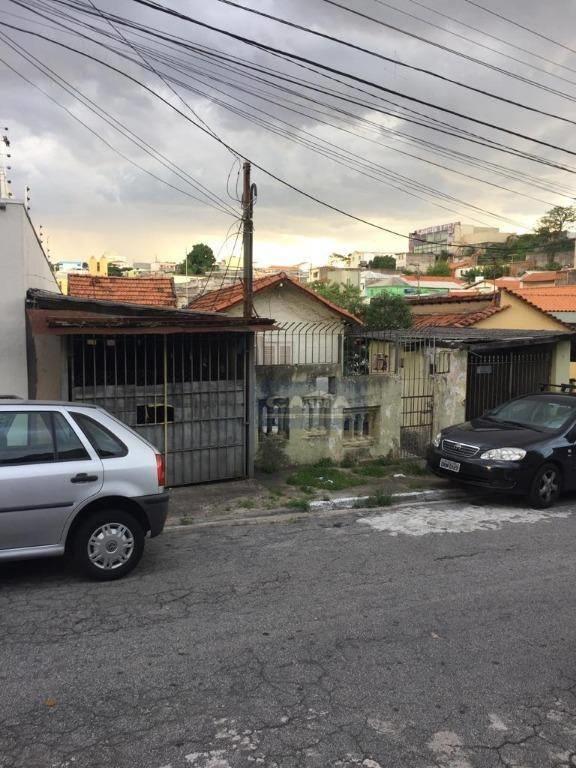 <Terreno com 400 m² (10 x 40) com declive. Ideal para construtores. Jardim Jaú - Penha.