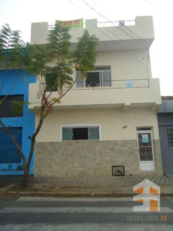 <Sobrado com 5 dormitórios para alugar, 300 m² - Centro - Lorena/SP