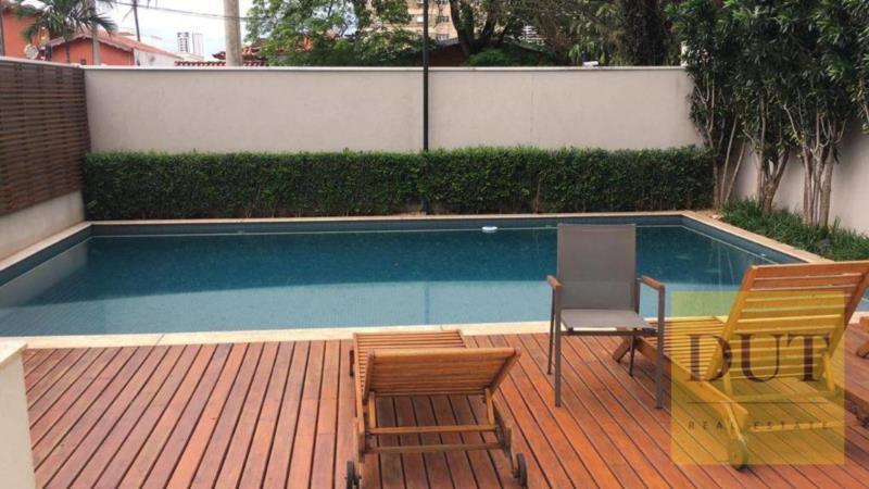 <Apartamento com 3 dormitórios à venda, 110 m² - Cambuí - Campinas/SP