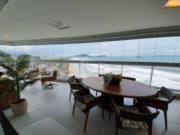 Apartamento com 4 dormitórios à venda, 206 m² por R$ 3.000.000,00 - Praia da Enseada - Frente Mar - Guarujá/SP
