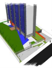 Sala para alugar, 80 m² por R$ 3.000,00/mês - Jardim - Santo André/SP