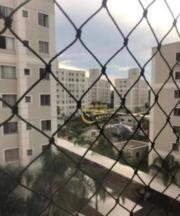 Apartamento com 2 dormitórios à venda, 47 m² por R$ 225.000 - Gleba Fazenda Palhano - Londrina/PR