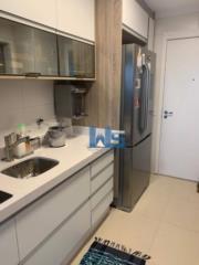 Apartamento 3 quartos, 2 suítes, 2 vagas, lazer completo - Metrô Praça da Árvore