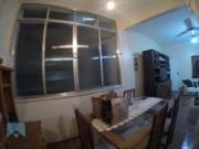 Apartamento 02 quartos, sem vaga.