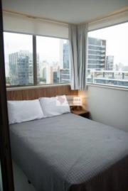 Apartamento com 1 quarto para alugar na Vila Olímpia - São Paulo/SP