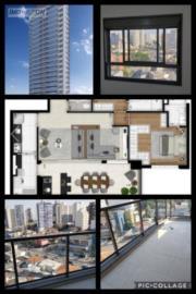 Apartamento 114m² com 3 dormitórios e 2 vagas - Poesia Vila Madalena