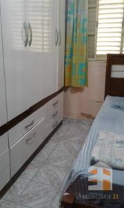 Casa com 3 dormitórios à venda, 78 m² - Vila São Roque - Lorena/SP