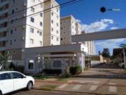 Apartamento com 3 dormitórios para alugar, 66 m² por R$ 1.100/mês - Vila Albuquerque - Campo Grande/MS