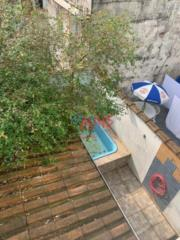 Sobrado geminado com 1 vaga de garagem, quintal, piscina, churrasqueira e forno de pizza!!