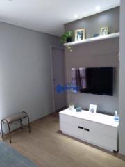 Apartamento com 2 dormitórios à venda, 60 m² por R$ 340.000 - Santa Maria - Santo André/SP